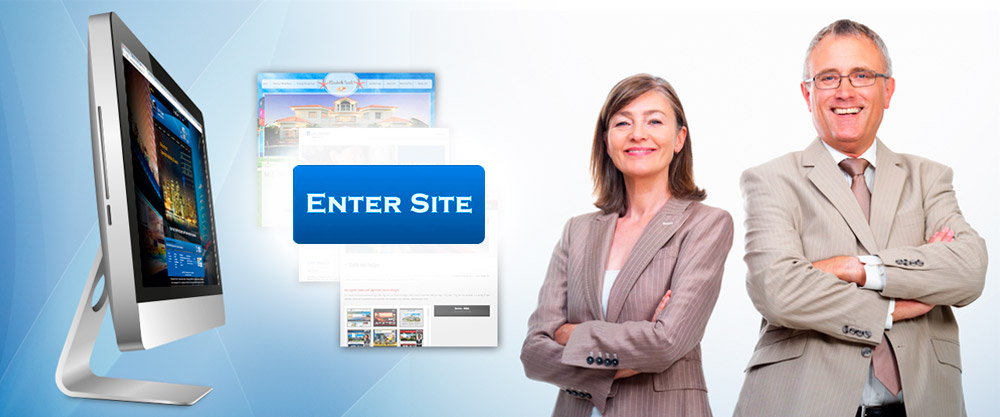 Websites for real estate agents in Palm Beach County